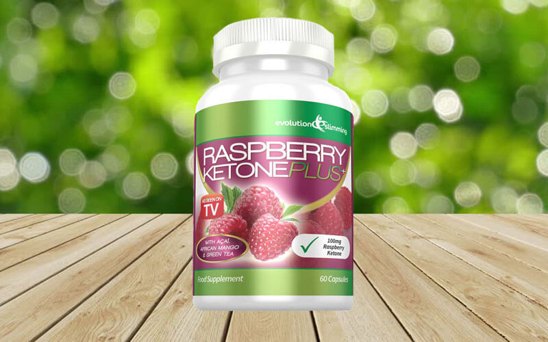 raspberry ketone plus photo