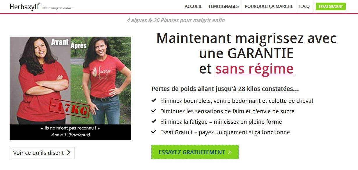 herbaxyll site officiel