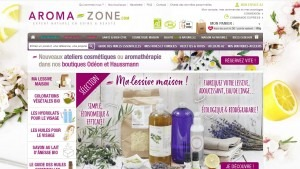 aroma zone site officiel