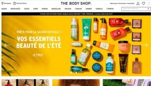 body shop site officiel