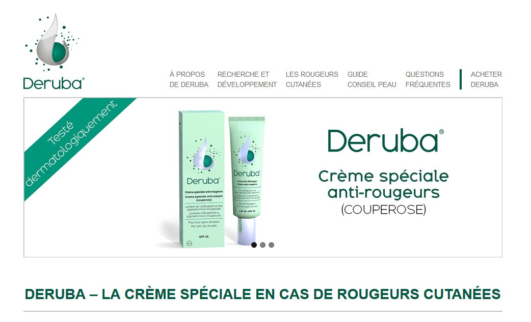 deruba site officiel